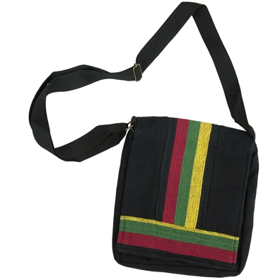 Rasta Flip Shoulder Bag