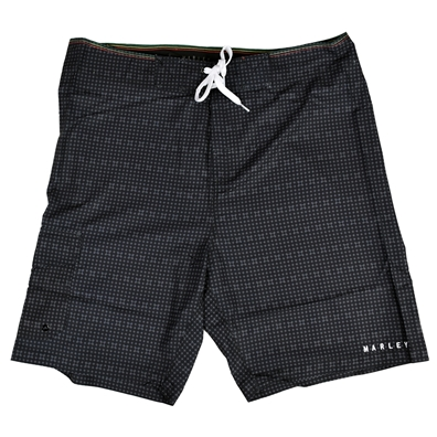Bob Marley Apparel Six Point Star Board Shorts - Men's