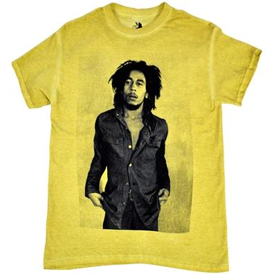 Authentic BOB MARLEY Lion Head Profile Black T-Shirt S M L XL XXL NEW