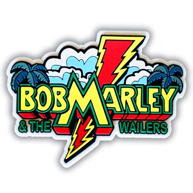 Bob Marley & The Wailers Lightning Magnet