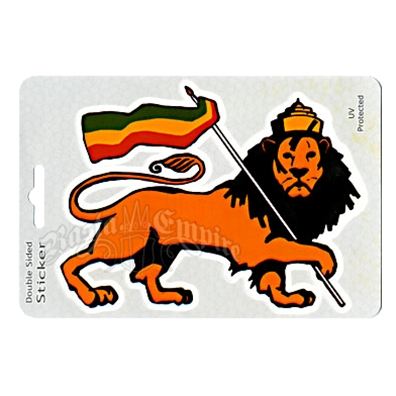 Lion of Judah Sticker
