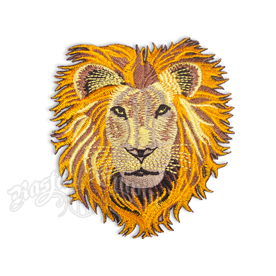 Lion of Judah Patch