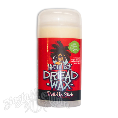 Knotty Boy Dread Wax Roll-Up Stick - Lite