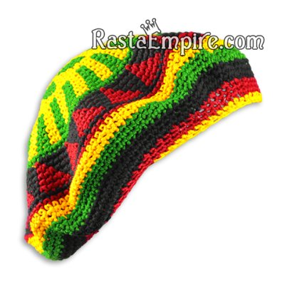 Rasta Multi Color Tam
