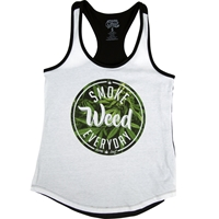 Smoked Out Weed tank top