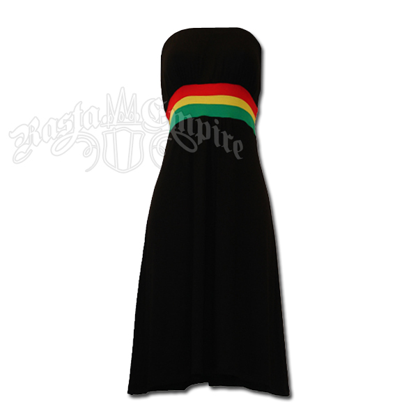 Rasta Mini Dress Reggae Women Clothing Review