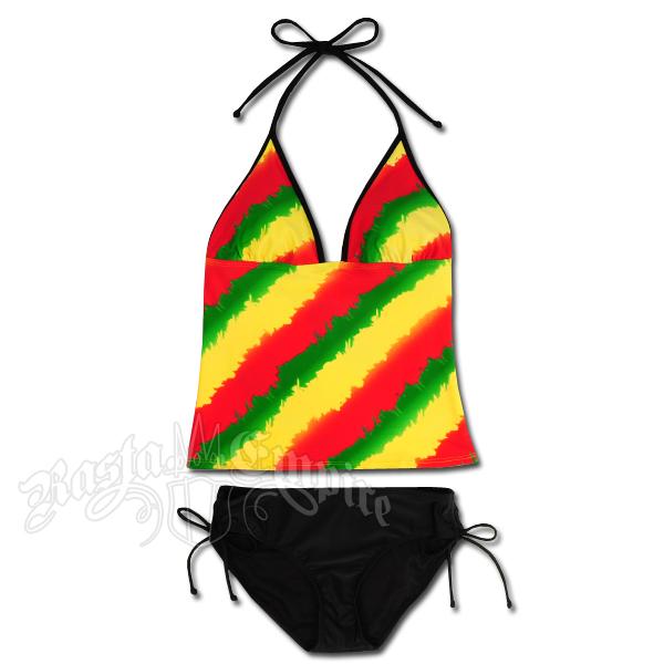 Rasta Reggae Jamaican Swimsuits Bikinis Rastaempirecom