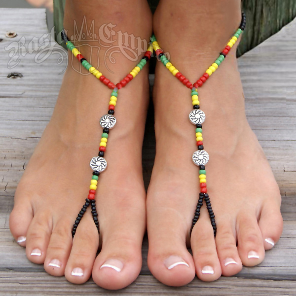 How To Make Toe Rings With Beads