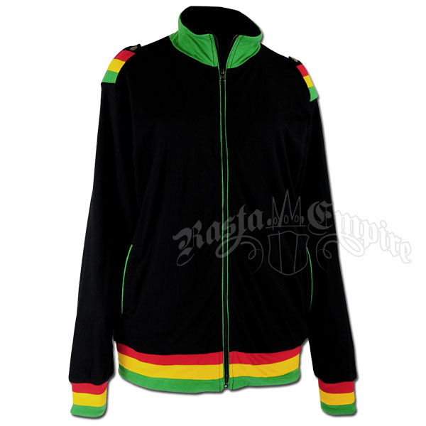 Men's Bob Marley & Rasta Hoodies, Jackets & Bajas at RastaEmpire.com