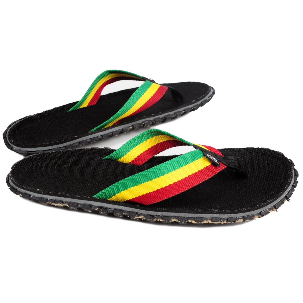 Bob Marley Slip On Shoes