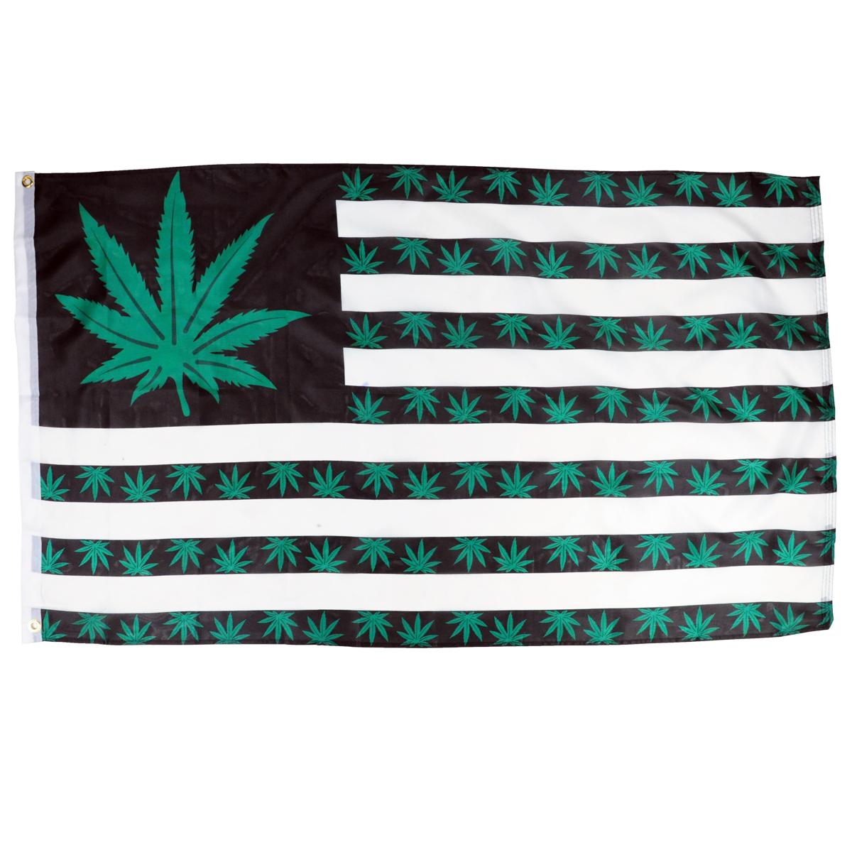 American Weed Flag