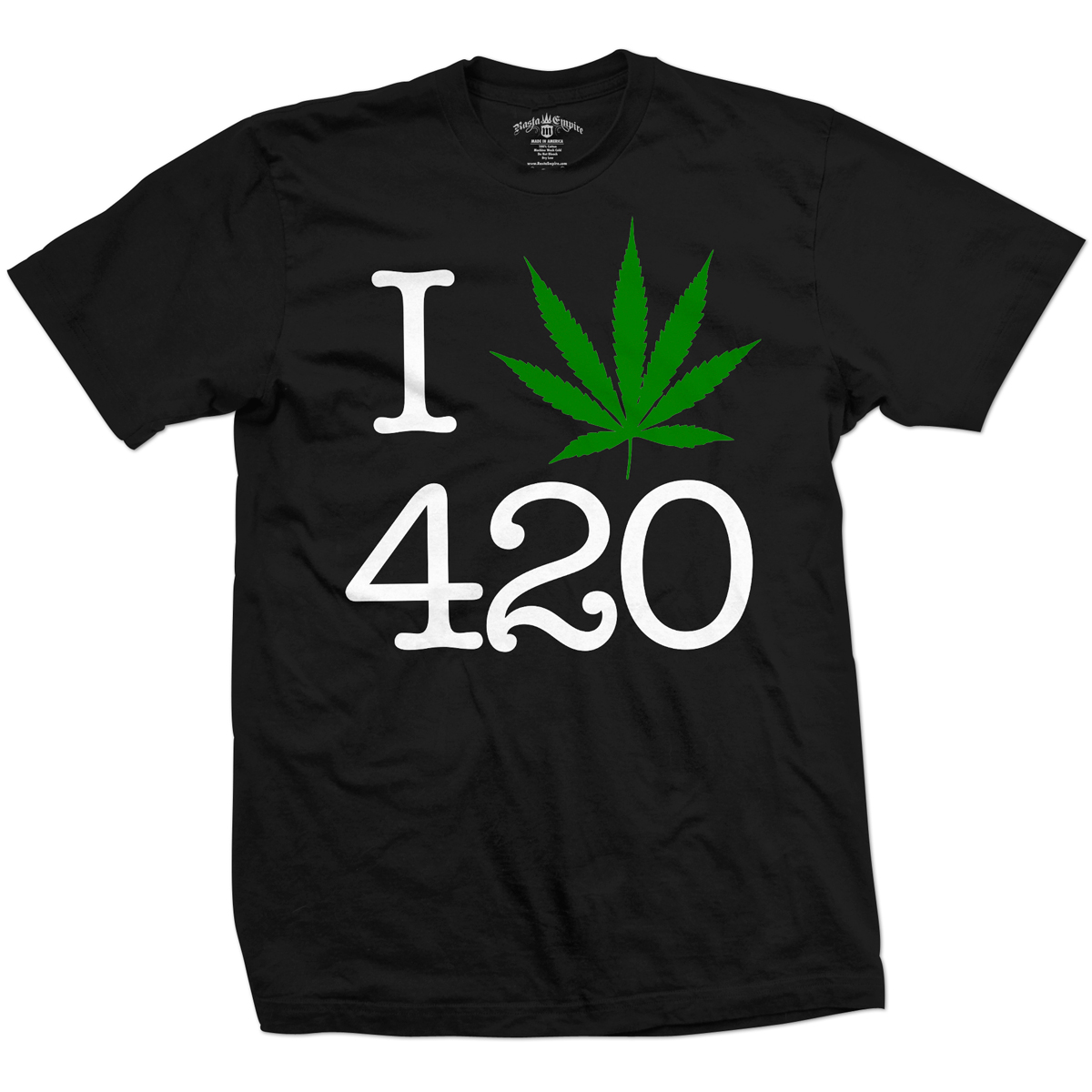 I love 420 T-Shirt wholesale