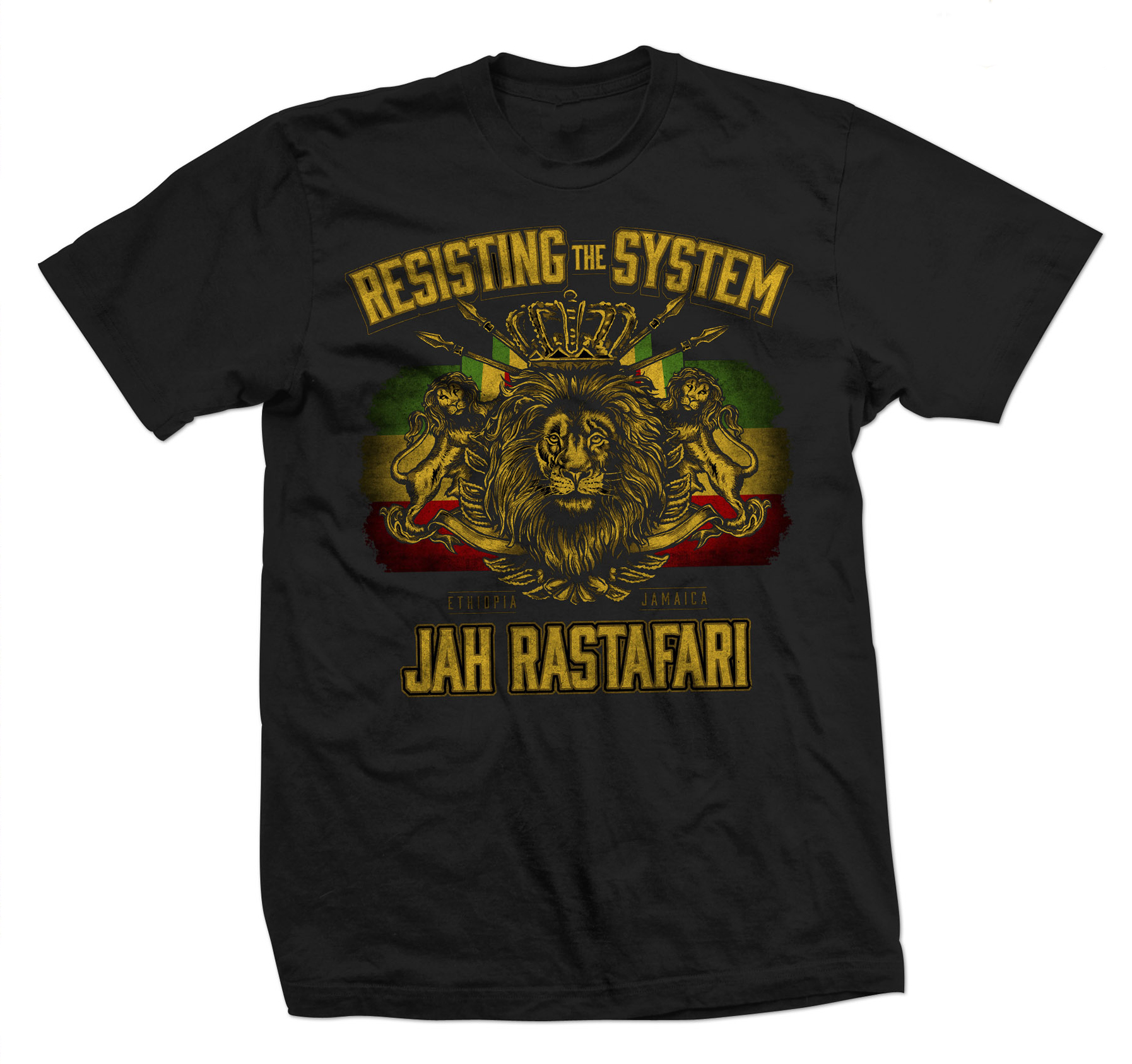 1f7b6ad9a7 Rasta Wear & Rasta Clothing, T-Shirts & Merchandise | RastaEmpire.com