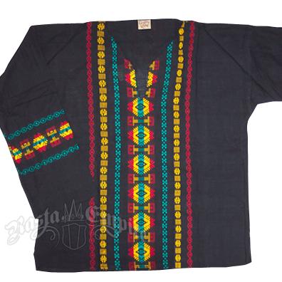 Rasta Guatemalan Hippie Top @ RastaEmpire.com
